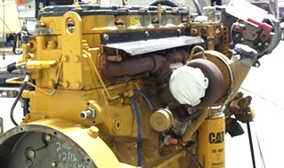 USED CATERPILLAR ENGINE | CATERPILLAR C7 ENGINE FOR SALE 7.2L LOW MILES