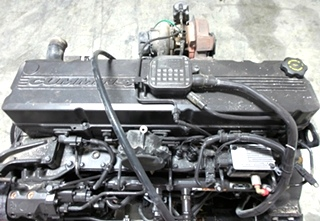 USED CUMMINS ENGINE FOR SALE 8.8L 2003 LOW MILES