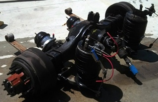 USED EATON REAR AXLE MODEL 15040S 463 RATIO LOW MILES FOR SALE
