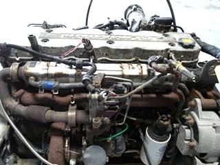 USED CUMMINS ENGINE 5.9L ISB300 REAR DRIVE YEAR 2002 FOR SALE