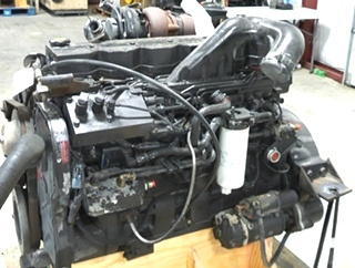 USED CUMMINS ENGINE ISC330 YEAR 2000 330HP FOR SALE
