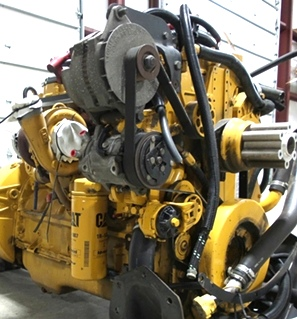 CATERPILLAR DIESEL ENGINE C7 7.2L 350HP YEAR 2006 FOR SALE