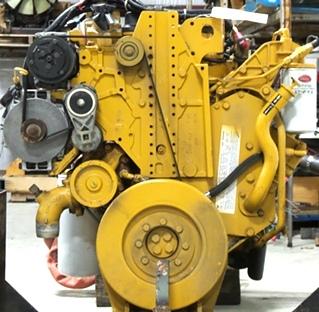 CATERPILLAR DIESEL ENGINE   CAT C9 8.8L 400HP DIESEL ENGINE FOR SALE