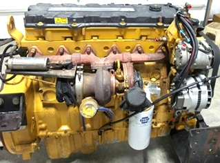 CATERPILLAR DIESEL ENGINE | CAT C9 8.8L 400HP DIESEL ENGINE FOR SALE