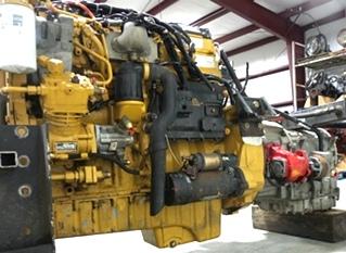 CATERPILLAR DIESEL ENGINE | CAT C9 8.8L 400HP DIESEL ENGINE FOR SALE