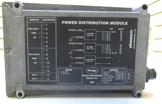 USED POWER DISTRIBUTION MODULE VANSCO MODEL 67487 FOR SALE