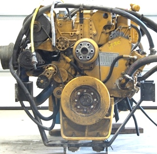 USED CATERPILLAR ENGINE    CATERPILLAR 3126 7.2L YEAR 2001 330HP FOR SALE