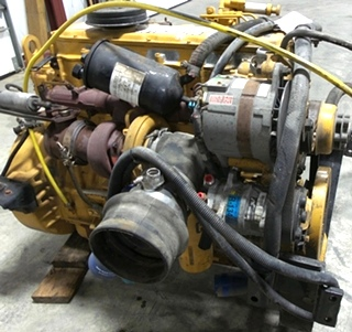 USED CATERPILLAR ENGINE |  CATERPILLAR 3126 7.2L YEAR 2001 330HP FOR SALE