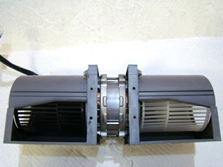 USED HEATER CORE BLOWER MOTOR W/ FANS FOR SALE