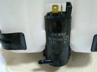 WASHER JUG FOR FLEETWOOD W/ BRACKET FOR SALE