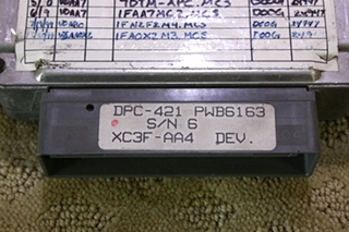 USED FORD DIESEL ECM XC3F-12A650-AA4 FOR SALE