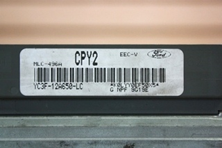 USED FORD ECM YC3F-12A650-LC FOR SALE