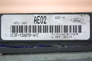 USED FORD ECM XC3F-12A650-AYC FOR SALE