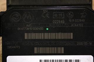 USED 2006 MODEL ALLISON TRANSMISSION TCM P/N 29544773 FOR SALE
