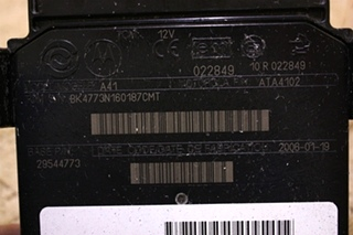 USED 2007 ALLISON TRANSMISSION TCM P/N 29544773 FOR SALE