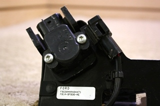 USED FORD FUEL PEDAL F81A-9F836-AE FOR SALE