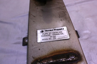 USED THERMAL DYNAMICS COOLER-TRANS OIL FOR SALE