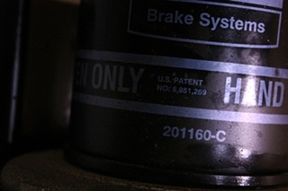 USED HALDEX AIR DRYER FOR SALE
