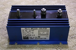 USED CP MULTI BATTERY ISOLATOR 15578 FOR SALE