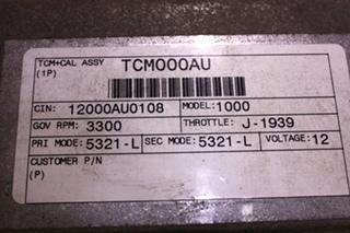 USED ALLISON TCM P/N TCM000AU FOR SALE
