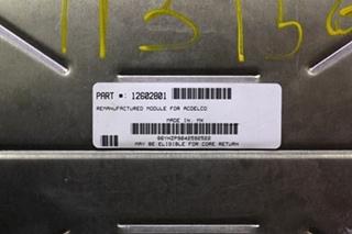 USED DELPHI ECM 12602801 FOR SALE