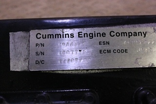 USED CUMMINS ENGINE COMPANY ECM 3944125 FOR SALE