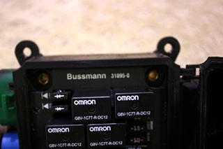 USED BUSSMANN RELAY FUSE 31095-0 FOR SALE