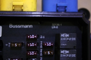 USED BUSSMANN MODULE 32136-1 FOR SALE