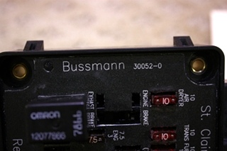 USED CHASSIS FUSE MODULE 30052-0 FOR SALE