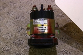 USED TROMBETTA SOLENOID 114-1211-010 FOR SALE