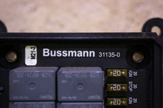 USED BUSSMANN MODULE 31135-0 FOR SALE