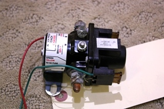 USED BATTERY DISCONNECT RELAY 01-00055-000 FOR SALE