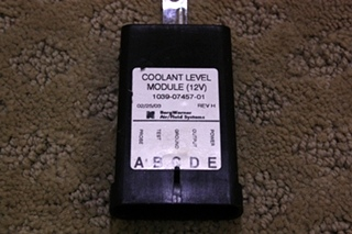 USED COOLANT LEVEL MODULE (12V) FOR SALE
