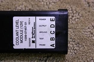 USED COOLANT LEVEL MODULE (12V) FOR SALE