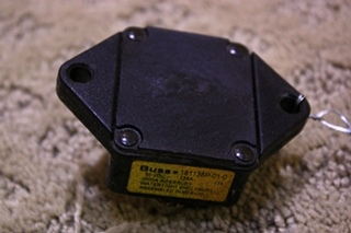 USED BUSSMANN CIRCUIT BREAKER 181135P-01-0 FOR SALE