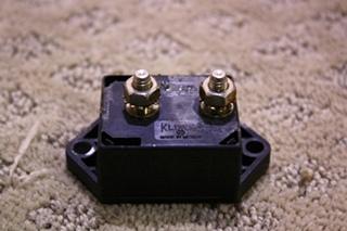 USED KLIXON SDLA-120 CIRCUIT BREAKER FOR SALE