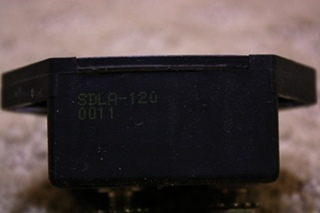 USED KLIXON SDLA-120 CIRCUIT BREAKER FOR SALE