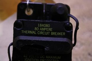 USED THERMAL CIRCUIT BREAKER 184080 FOR SALE