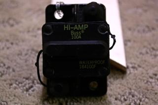 USED HI-AMP BUSSMANN 184100F FOR SALE