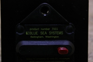 USED BLUE SEA SYSTEMS 7001 FOR SALE