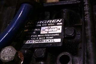 USED AIR CONTROL VALVE K41DA00K1LK1L FOR SALE