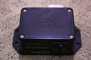 USED REMCO LUBE PUMP MONITOR FOR SALE