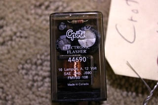 USED GROTE ELECTRONIC FLASHER 44690 FOR SALE