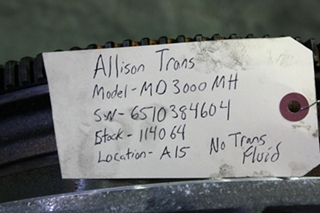 USED ALLISON TRANSMISSION | ALLISON MD3000MH
