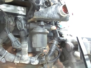 USED CUMMINS DIESEL ENGINE FOR SALE | 2002 CUMMINS ISB 5.9 300HP DIESEL ENGINE FOR SALE