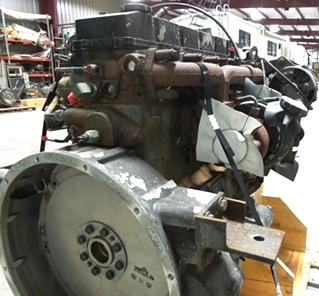 USED CUMMINS DIESEL ENGINE FOR SALE   2002 CUMMINS ISB 5.9 300HP DIESEL ENGINE FOR SALE
