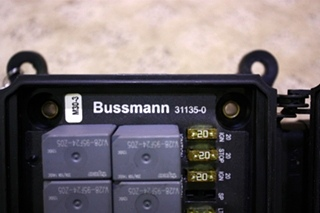 USED BUSSMANN 31135-0 MODULE FOR SALE