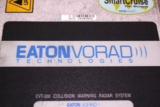 USED EATONVOARD EVT-3000 COLLISION WARNING RADAR SYSTEM
