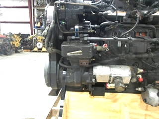 COMMON RAIL DIESEL MOTOR | CUMMINS 2004 ISL 8.8L COMMON RAIL  FOR SALE