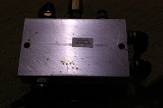 USED VALID TRUELINE MANIFOLD ASSY. REAR LEVELING CHASSIS VTL03A008-1 FOR SALE